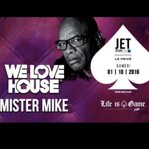 Flyer We Love House