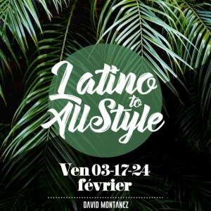 Flyer FIESTA LATINA