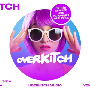 Flyer OVERKITCH
